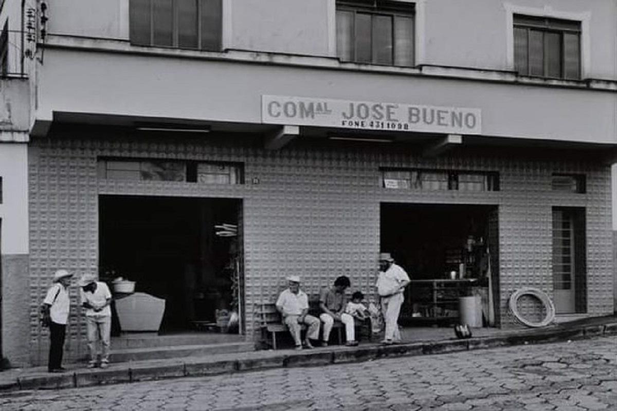 Antiga casa comercial em Cambuí, na Vila Santo Antôn2io